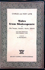 TALES FROM SHAKESPEARE 1. (THE TEMPEST, MACBETH, HAMLET)BY CHARLES AND MARY LAMB