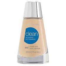 CoverGirl Clean Oil Control Liquid Makeup, Classic Ivory [510] 1 oz