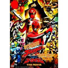 DVD Tokusatsu DVD Tokumei Sentai Go-Busters vs. Kaizoku Sentai Gokaiger MOVIE