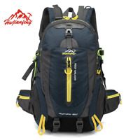 Waterproof Climbing Backpack Rucksack 40L Outdoor Sports Bag Travel Backpack Cam