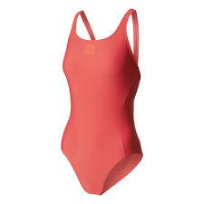 Abbigliamento rosa con girocollo per il mare e la piscina da donna