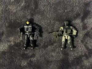 Mega Construx Call Of Duty Two brand new soldiers include weapons and equipment