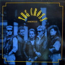 "12"" the Cross shove IT (roger taylor, peter Noone) 80`s virgin records"