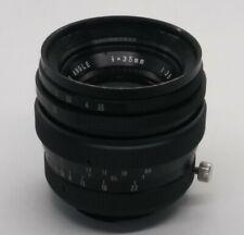 Vivitar Camera 35mm 1:3.5 Auto Wide Angle Lens Japan Clean
