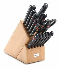 Wusthof Gourmet 18pc Knife Block Set