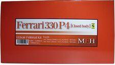 MFH 1/12 Ferrari 330 P4 Closed body 1967 Monza 1000km #4 Fulldetail kit