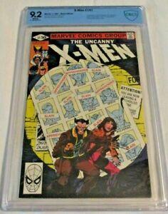 X-Men 141 9.2  CBCS  Days of Future Past!