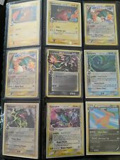 Pokemon holo binder collection 1st edition, shadowless, error cards, banned card