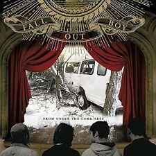 FALL OUT BOY-FROM UNDER THE CORK TREE  VINYL LP NEW