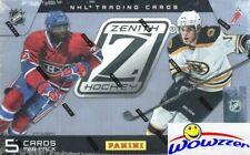 2010/11 Panini Zenith Hockey Factory Sealed HOBBY Box-3 AUTOGRAPH/MEM!