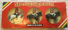 BRITAINS Metal MODELS, 7205 - 3 Mounted Lifeguards (Boxed Set)