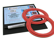 "CERWIN VEGA D1 SPEAKER 8"" Woofer Foam Edge Replacement Repair Kit # FSK-8AR"