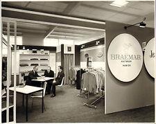 original braemar scottish  knitwear company photo 1970  -  management