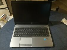 Hp probook 650 g1 i5-4300 8GB RAM 256Gb SSD Radeon 8750M Windows 10