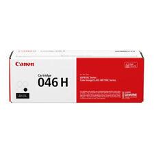 Canon Cartridge 046 High Yield Black Toner CART046BKH for Lbp654cx Mf735cx