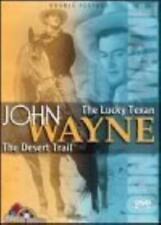 Lucky Texan, The/The Desert Trail (DVD, 2000) John Wayne WORLD SHIP AVAIL