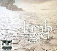 LAMB OF GOD - RESOLUTION (CD) Sealed