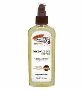 Palmer's Coconut Oil Formula Body Oil 150ml Spray | 24 Hours Moistuirer