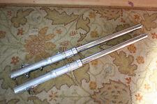 1985 Honda XR 600R Front Suspension Fork Tubes OEM 85