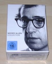 WOODY ALLEN COLLECTION 19 FILME 19 DVD DISC SET SCHNELLER VERSAND NEU & OVP
