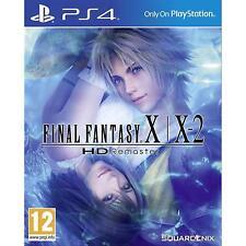 PS4 Final Fantasy X-X2 Remaster NUOVO EU ( MULTILINGUA ITALIANO INCLUSO )