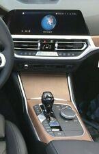 BMW OEM G20 3 Series Sedan 2019+ Open Pored Maple Wood Trim Kit 4 Pieces NEW
