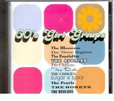 60'S GIRL GROUPS - CD - Brand New