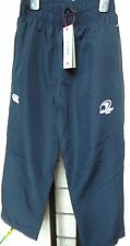 LEINSTER RUGBY PARISIAN NIGHTS WOVEN PANTS BY CANTERBURY BOYS 6 YEARS BRAND NEW