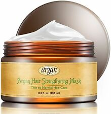 Argan Fortalecimiento del Cabello Mascara Pelo Fino a Cabello Normal Cuidado