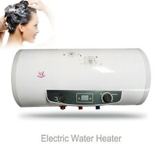 FDA 50L Electric Hot Water Heater Fast Heat Tank Bathroom Shower 13 Gallon 110V
