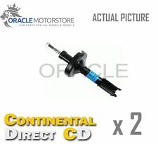 2 x CONTINENTAL DIRECT FRONT SHOCK ABSORBERS STRUTS SHOCKERS OE QUALITY GS6001F
