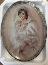 The People'S Princess~ Diana Queen Of Our Hearts~ Decorative Plate 1St Issue