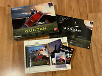 Mobile Suit Gundam Ver. 2.0 Limited Edition JAPAN Ver PS1 PlayStation 1