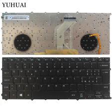 NEW FOR Samsung NP900X3B NP900X3C NP900X3D Italian Keyboard IT Teclado Backlit