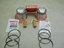 Honda NOS CA175, Pistons Rings, Pins & Clips, OS 0.50 mm, # 13103-313-010,    f