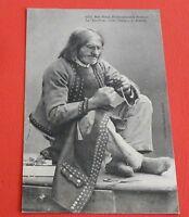 CPA CARTE POSTALE 1904-1915 LE QUEMENER TAILLEUR BRETON CORAY VIEUX METIER