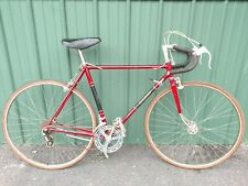 "Raleigh Grand Prix Vintage Touring Road Bike Bicycle ~ 21.5"" frame 27"" tires"
