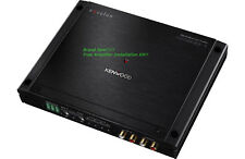 NEW Kenwood Excelon XR600-1 Mono subwoofer amplifier 600 watts RMS at 2 ohms