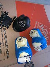 Lot of 3 Foscam Wireless 3.6mm Security System Surveillance Cameras FI8918W