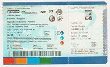 54281 Biglietto stadio - Palermo Reggina -  2006/2007