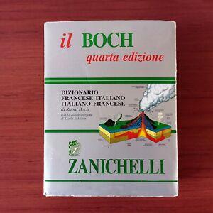 Il Boch - Dizionario Francese - Zanichelli