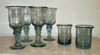 Glassware - Green Glass