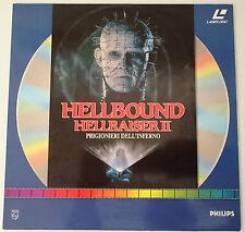 HELLBOUND HELLRAISER 2 - LASERDISC IN ITALIANO PAL