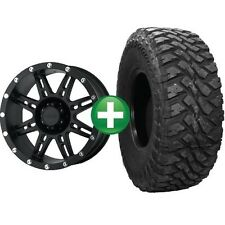 JEEP JK 35X12.50R17 BUCKSHOT2/ 17X9 PRO COMP 7031 - TIRE/WHEEL PACKAGE