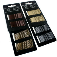 Hairpin Hair Pin Wedding Hair Jewelry Bobby Pin Clip Hairpin Gold Side Folder