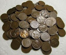2 ROLLS OF 1929 D DENVER LINCOLN WHEAT CENTS FROM PENNY COLLECTION