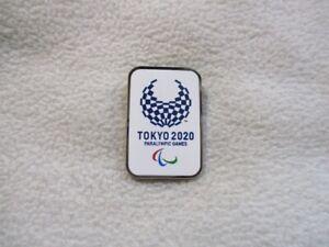 Paralympic Games Tokyo 2020 pin