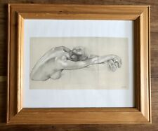 Nadege Arm 110 Art Print by Van Hove, Francine 30cm X 24cm. Framed With Glass