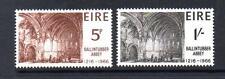L'Irlanda Gomma integra, non linguellato 1966 SG225-226 750TH ANV dell'Abbazia di ballintubber
