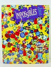 """Bepuzzled Impossibles"""" Fourteen Carrot"""" Gems Jigsaw Puzzle 750 +5 Extra Pcs"""